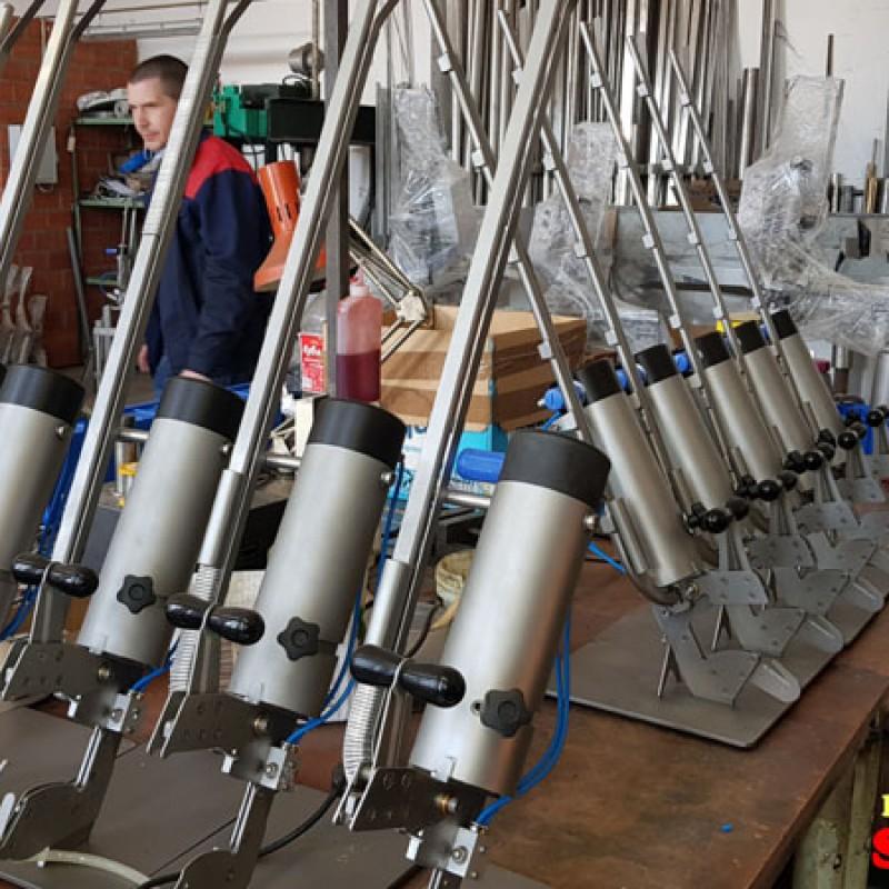 Производство клипасторов - завод СарКлип 3