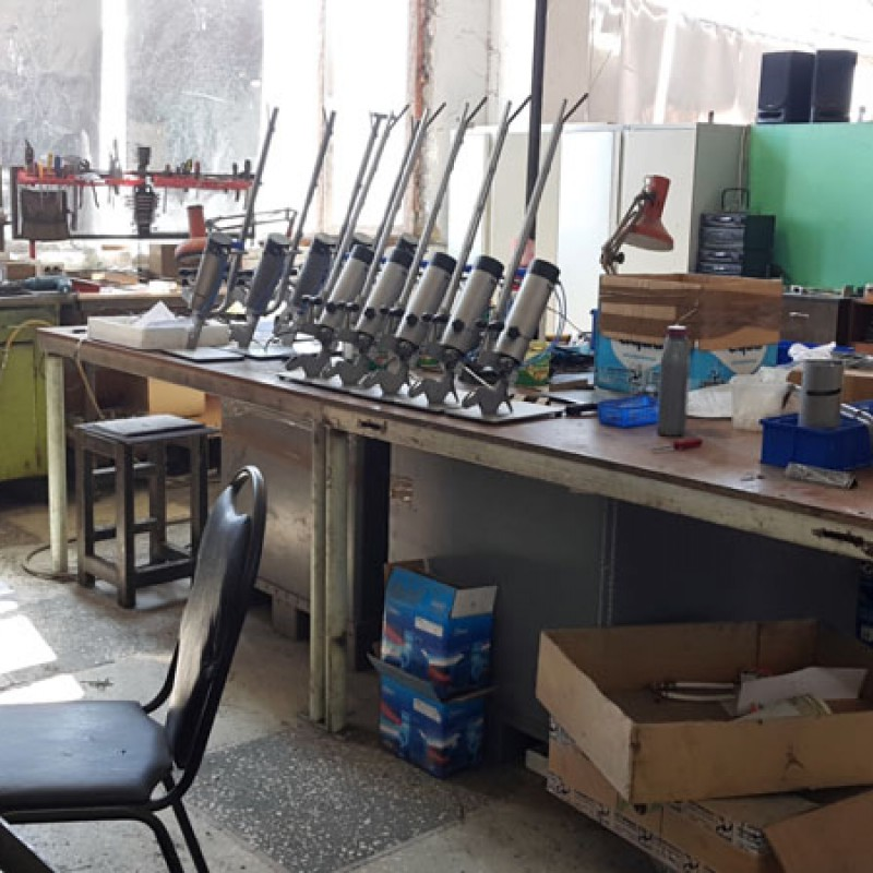 Производство клипасторов - завод СарКлип 2