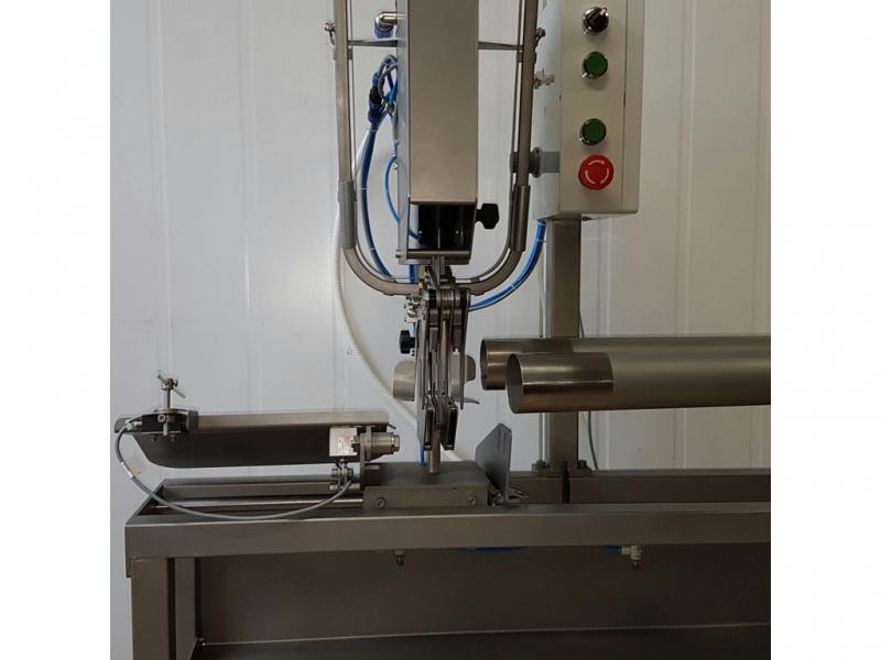Клипсатор КУ-303 Автоматический, пневматический, двухскрепочный
